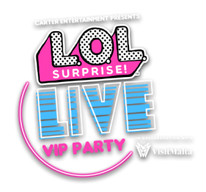 LOLSurprise VIPParty logo